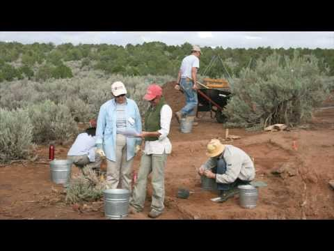 Crow Canyon: Excavating at the Dillard Site