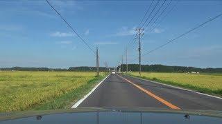 千葉県道45号 八日市場八街線 車載動画