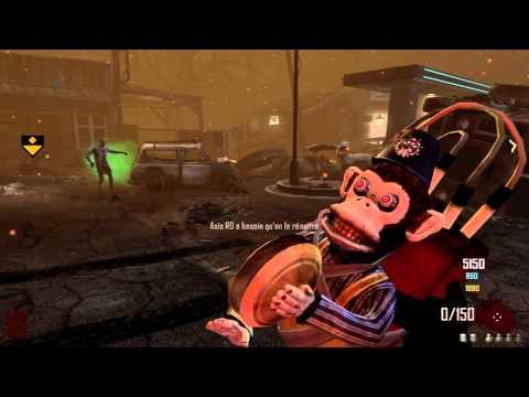 Call of Duty Black Ops II: Zombie Gameplay