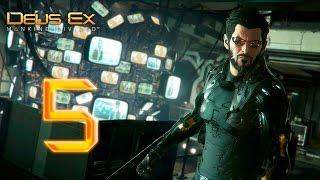 ВАШИ ДОНАТИКИ httpwwwdonationalertsrurtyamich Deus Ex Mankind Divided  продолжение знаменитой серии о похождениях главного