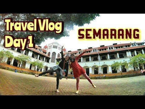 Travel Vlog Day 1 #Semarang | Star Hotel Semarang