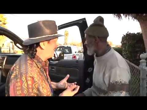 Carlos Santana Reunites with Marcus The Magnificent