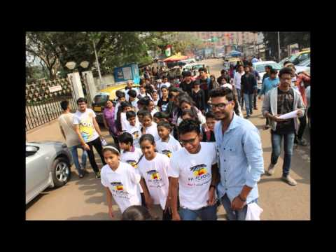 AACT One day visit for slum students 2016