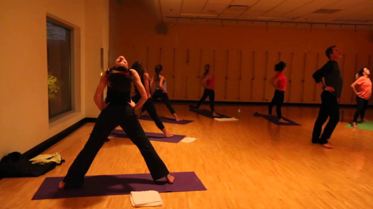 Vinyasa Yoga Ymca Ann Arbor Youtube