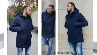 видео весенняя мужская куртка
