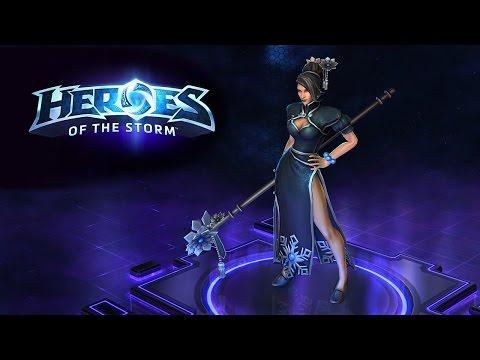 видео: Джайна окольцовывает - Лига героев в heroes of the storm