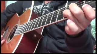 Người phu kéo mo cau  (Vinh Su)  Guitar Cover by TL