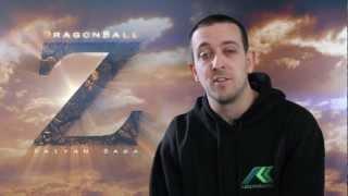 DragonBall Z: Saiyan Saga - Update 1