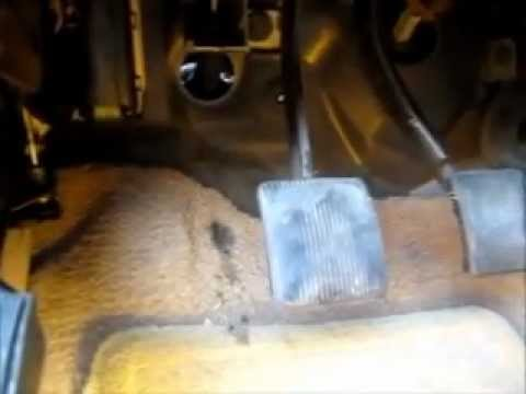 how to bleed a ford ranger clutch master cylinder fix a soft pedal rh youtube com 1994 Mazda B2500 2000 Mazda B2500