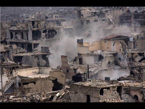 Под Алеппо погибли медики из России