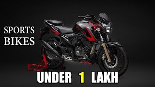 Top 9 Sports Bikes Under 1 Lakh In India 2019
