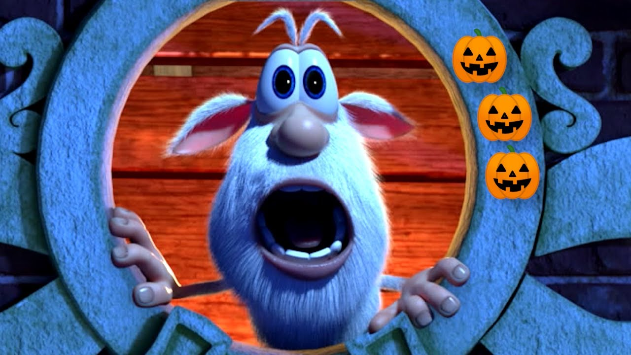 Буба 🦇 Хэллоуин: Чердак 🕷️ Подборка - Весёлые мультики для детей - Буба МультТВ