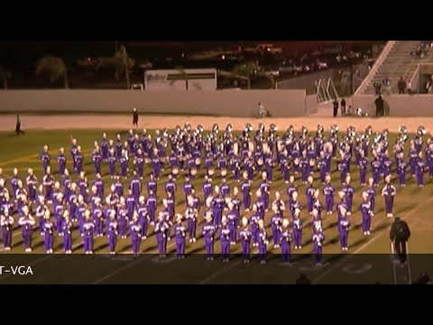 Morris Brown Marching Wolverines @ Bethune-Cookman - 2001 {wwt-vga}