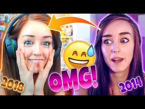 😅REACTING TO MY OLD VIDEOS (CRINGE!!)😅 - 1 million sub special! 😊🙌