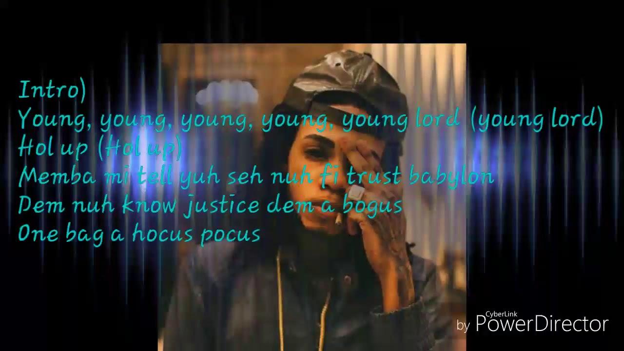 Alkaline load up official lyrics