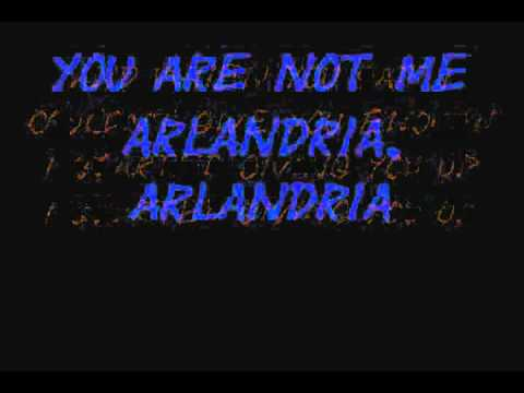 Foo Fighters LYRICS - Arlandria Lyrics
