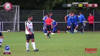 25.08.2018 Neckarsulmer Sport Union II vs FC Union Heilbronn