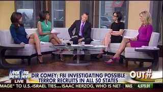 Andrea Tantaros & Ainsley Earhardt Outnumbered 02-26-15
