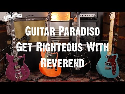 Guitar Paradiso - Get Righteous With Reverend