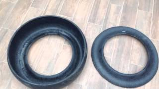 廢輪胎大改造(狗床)
