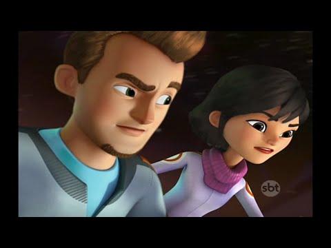 Chamada Do Desenho Miles Do Amanha No Mundo Disney Do Sbt Youtube