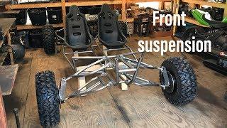 Honda CBR 600 buggy build part 4