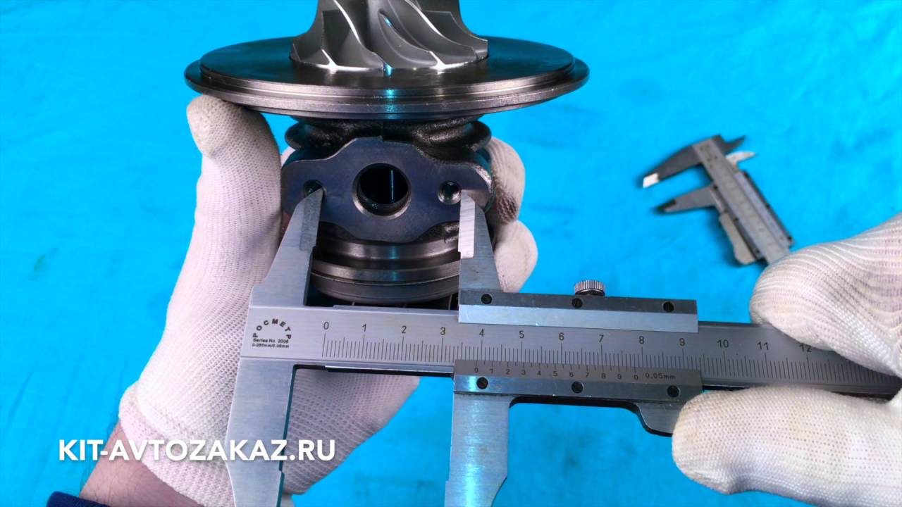 Картридж турбины турбокомпрессора HP-55 сердцевина BAW FENIX YUEJIN
