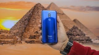 Sico Nile X   أول هاتف أندرويد صنع في مصر