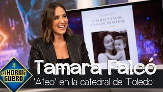 Tamara Falcó se pronuncia sobre el videoclip de 'Ateo' de C Tangana y Nathy Peluso - El Hormiguero