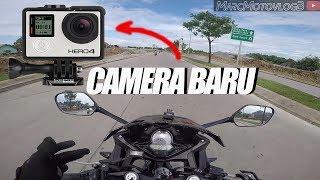 #107 New Camera ! | GoPro Hero 4 Silver | Perspektif Pengguna Xiaomi Yi