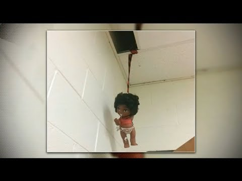 School District Calls Black Baby Doll Hanging In A High School A