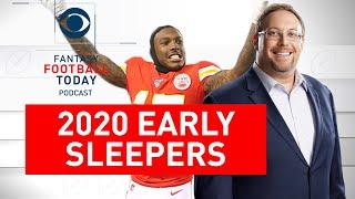 2020 Early SLEEPERS+ Rankings Updates | Fantasy Football Today