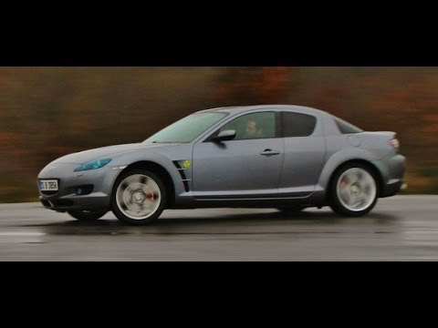 test mazda rx 8 2004 youtube. Black Bedroom Furniture Sets. Home Design Ideas