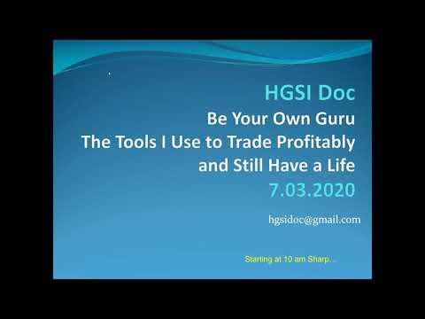 HGSI DOC Be  Your Own Guru 1 7 03 2020