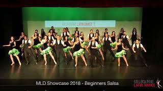 MLD Showcase 2018 Beginners Salsa