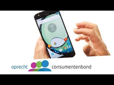 Motorola Moto Z Play - IFA 2016 (Consumentenbond)