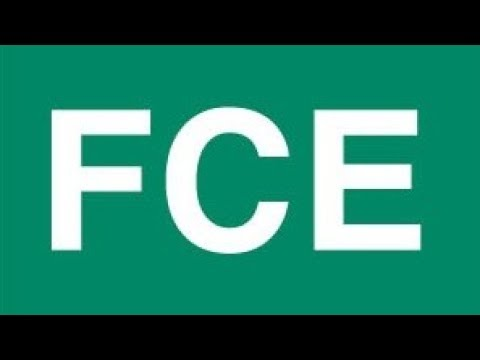 Cambridge English: First (FCE) Exam Preparation 2017 - Listening Paper - Part 1