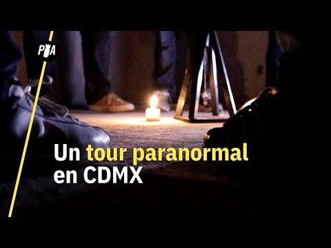 Tour paranormal en clínica embrujada de CDMX