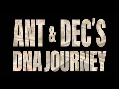 Ant & Dec's DNA Journey clips |PART 1.3| Anthony & Declan Fan
