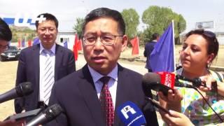 ՀՀ ԱԳ նախարարը Չինաստանի դեսպանին հարց է տալիս եղանակի մասին