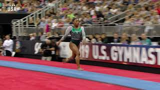 Simone Biles Vault #2 | Champions Series Presented By Xfinity
