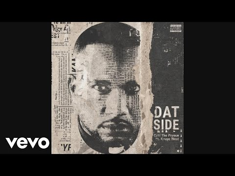 CyHi The Prynce - Dat Side (Audio) ft. Kanye West
