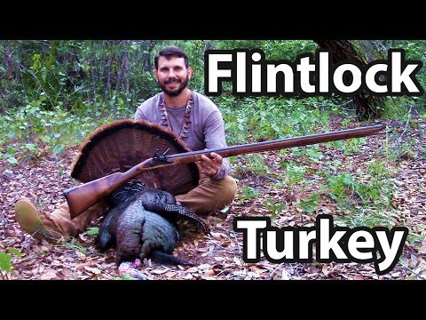 Turkey Hunting With A Flintlock Shotgun