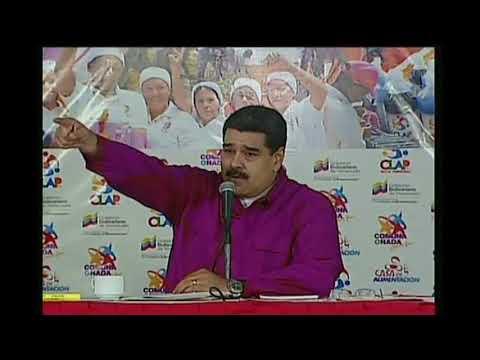 """Maduro """"sueña"""" con traer a Shakira a Caracas"""