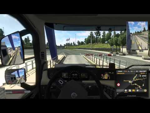 Euro Truck Simulator 2 - T1 E09 - Corrida