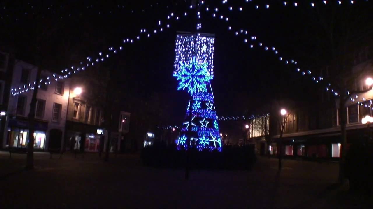 Carlisle Christmas Lights 2020 Carlisle Christmas Lights 720HD   YouTube
