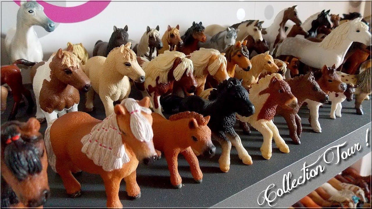 Calendrier De Lavent Schleich Chevaux 2019.Collection Tour Schleich Mars 2018