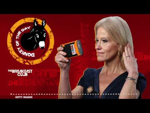 Kellyanne Conway Publicly Endorses Ivanka Trump's Brand, Violating Ethics Rules - Donkey of the Day