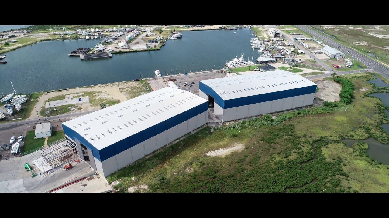 Cove Harbor Marina and Drystack - Boat Storage Rockport TX