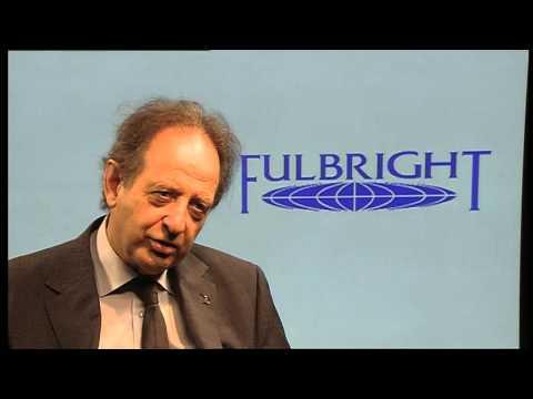 Fulbright Scholarship in '66-'67 to Harvard University